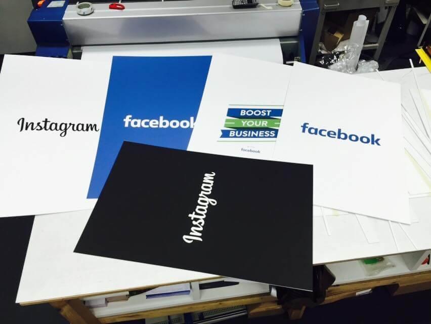 overnight printing London
