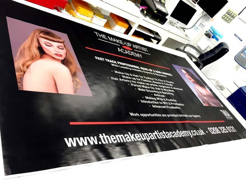 banner printers in London